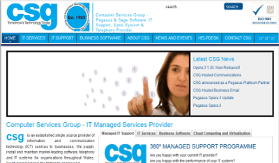 Computer Services Group